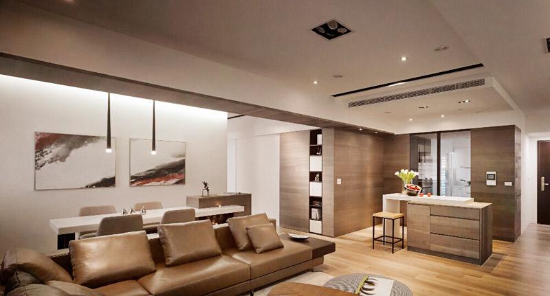 中式风格客厅吊顶装修效果图图片
