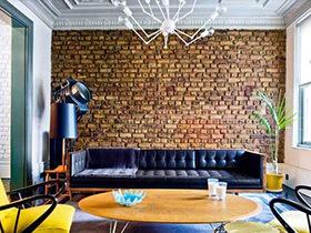 多变灵性家 113平混搭风格两室两厅装修图