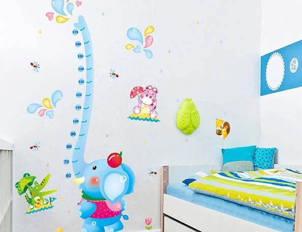 儿童房装修效果