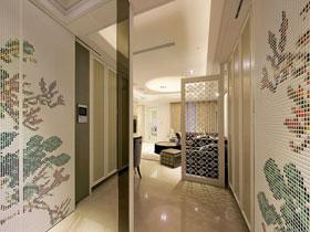 非常奢华的空间  不一样的新古典三居室