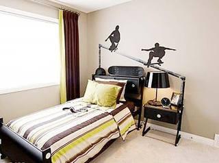 卧室构造图