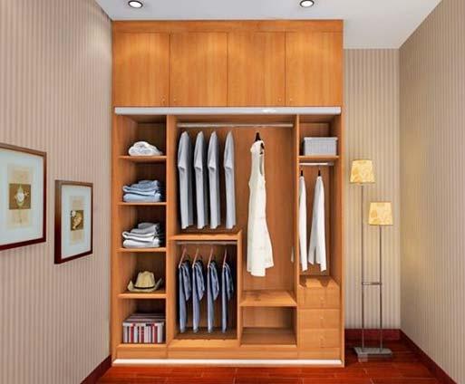 衣柜设计装修图大全