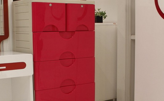 塑料储物柜的优点