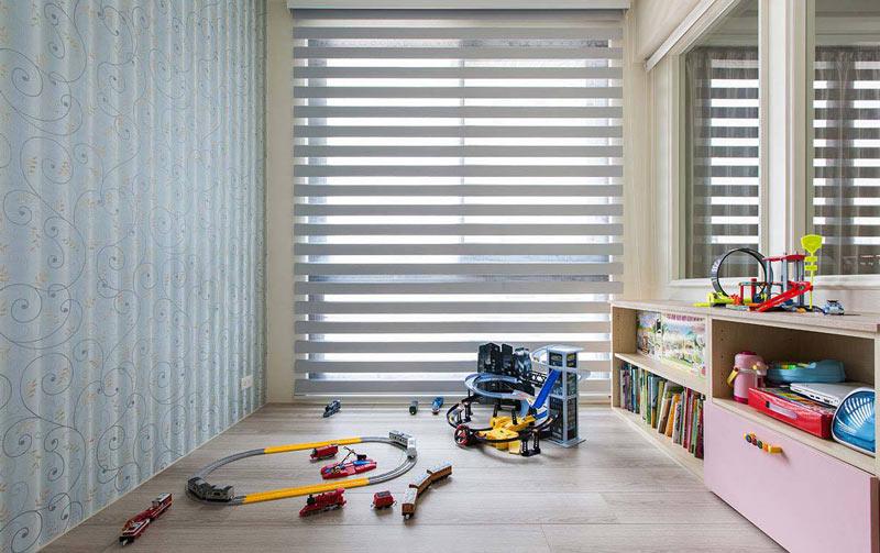 140平米儿童游戏室装修设计