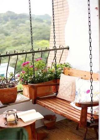 阳台设计图片大全
