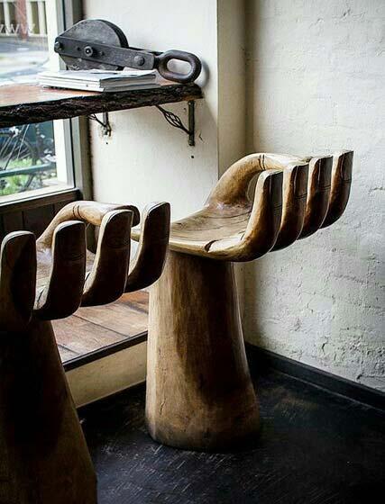 创意椅子装修设计图片