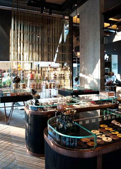 loft风格甜品店装修图片高清图片