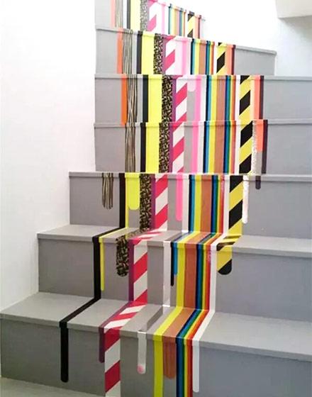 另类SOHO楼梯装修设计图