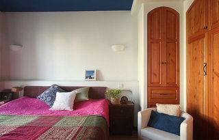 114平地中海卧室装修设计效果图