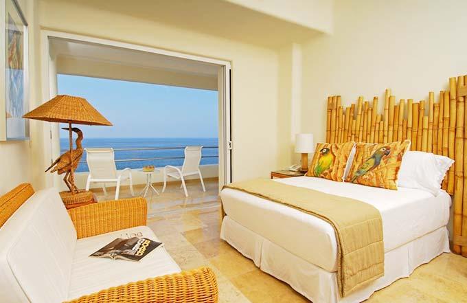 地中海卧室阳台图片