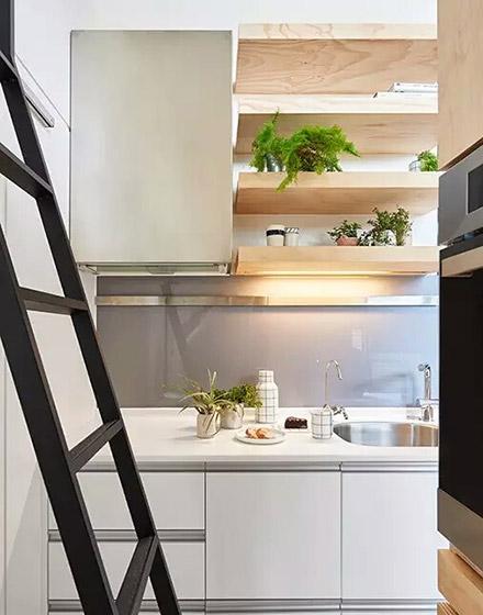 10平米超小户型厨房装修设计