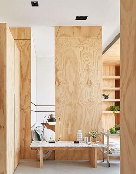 10平米超小户型玄关装修装潢图