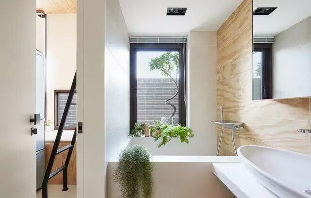 10平米超小户型卫生间装修图片
