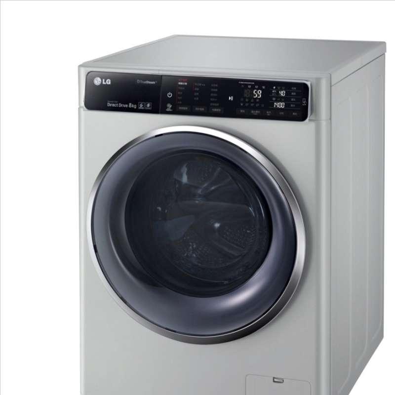lg滚筒洗衣机的清洗步骤