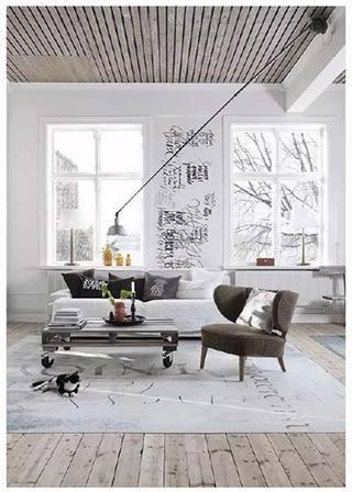 木质沙发装修装饰效果图
