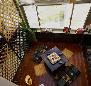 46平小复式楼榻榻米装修设计