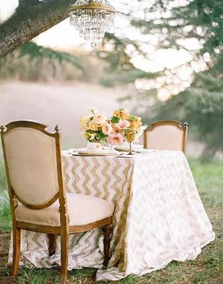 浪漫庭院餐厅装修图片