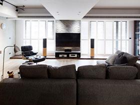 116平现代简约风格装修 美观与实用并重
