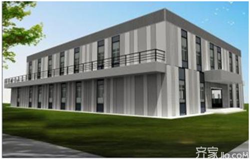 建筑   从板材建筑的基础上发展起来的一种装配式