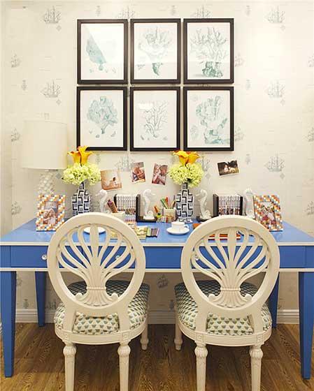 餐桌布置设计图片