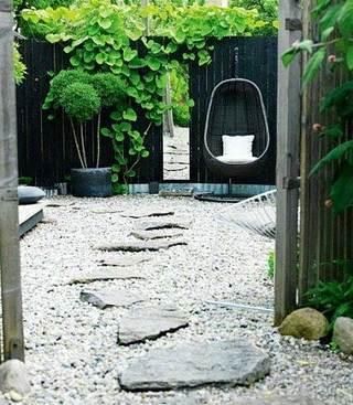 庭院设计装饰实景图