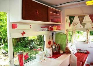 小清新厨房设计布置图