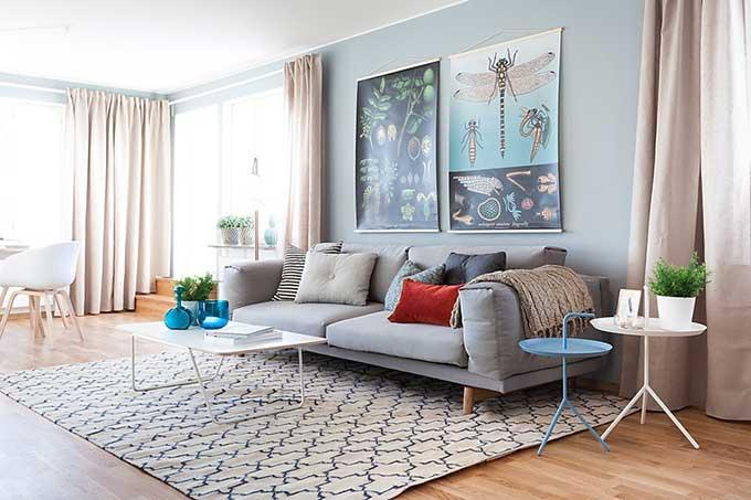 客厅设计布置效果图