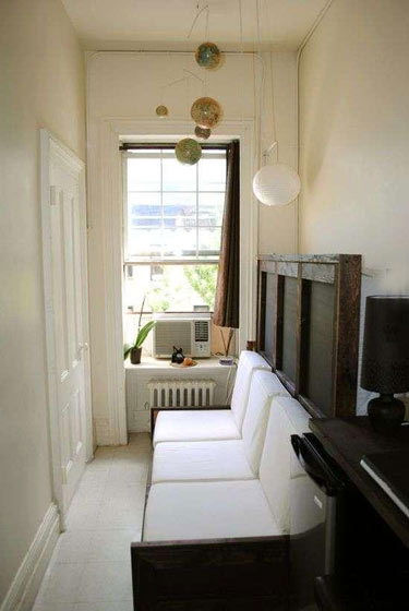 7平米超小户型客厅沙发装修效果图