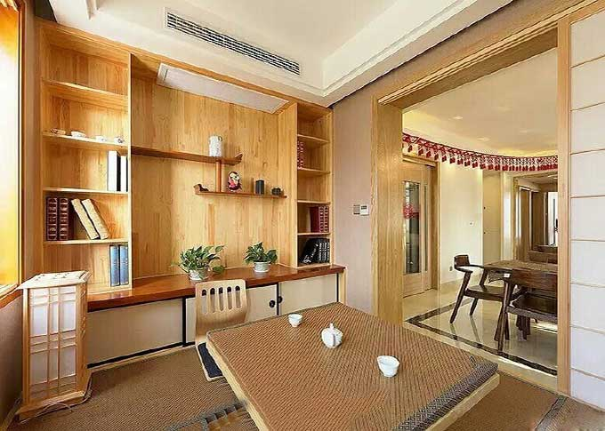 小房间必备10款榻榻米床装修效果图榻榻米设计布置图片