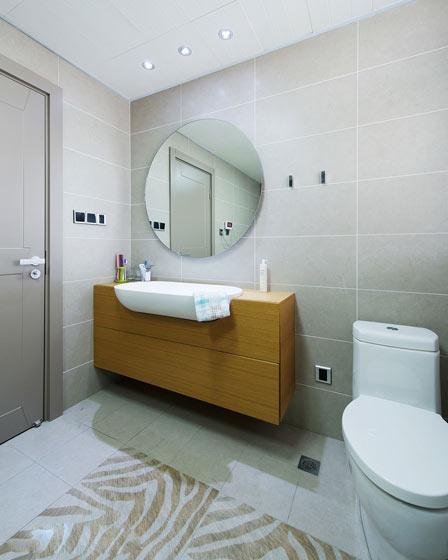 280平现代简约卫生间设计图片大全