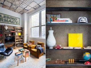 40平米混搭风格小客厅设计图片大全