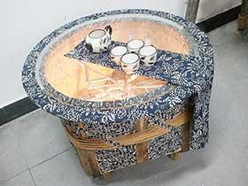 创意中的传统  11款茶几设计布置图片