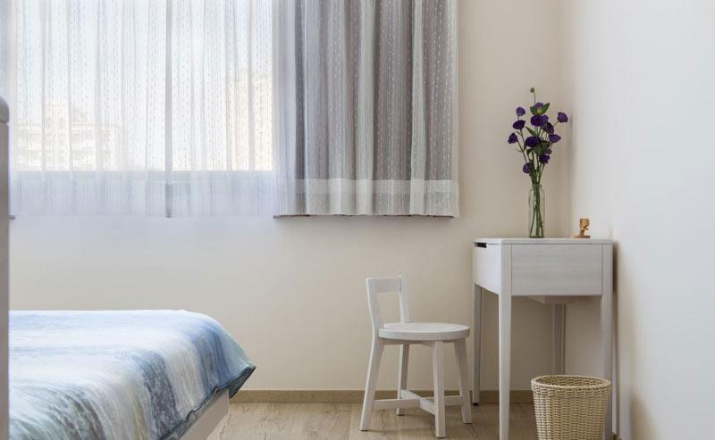 100平米美式三居卧室设计效果图