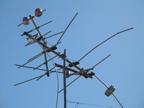 电视天线制作,电视天线工作原理,电视天线故障 齐家网