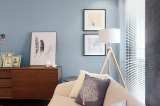 160平现代简约风格客厅灯具图片