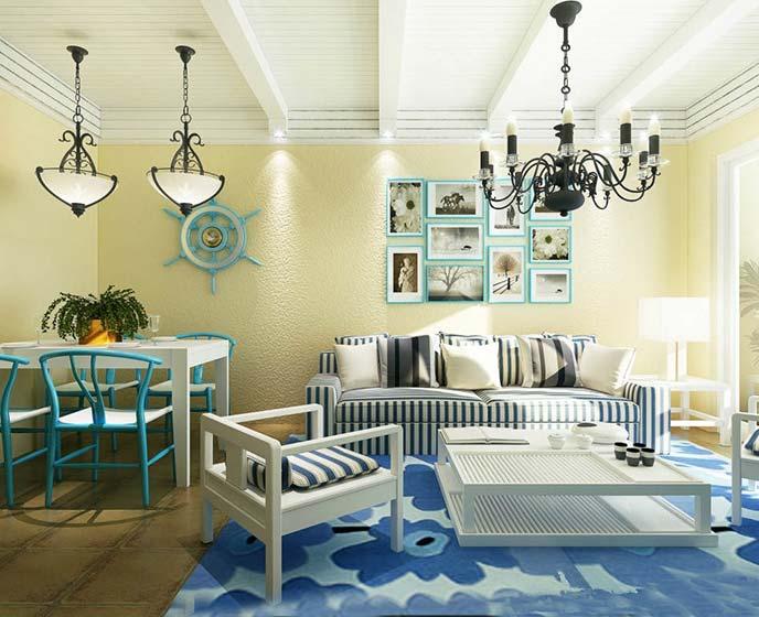 小客厅沙发装修装饰效果图