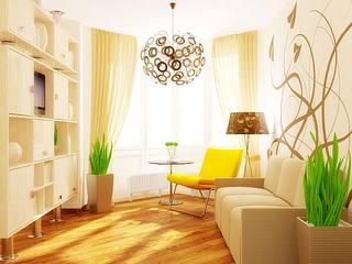 小客厅沙发设计平面图