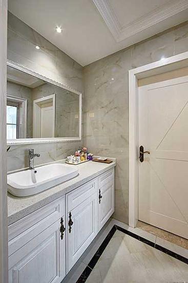 豪华现代欧式卫生间设计