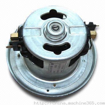 吸尘器电机基本结构