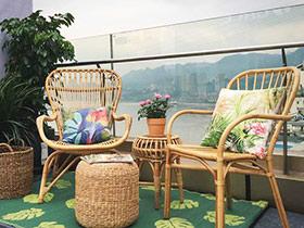 10个舒适露台装修设计 享受户外好风光