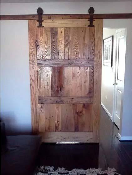 木移门布置设计图大全