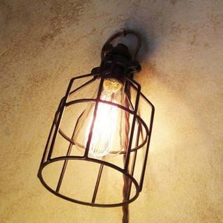 旧物改造灯装修图片