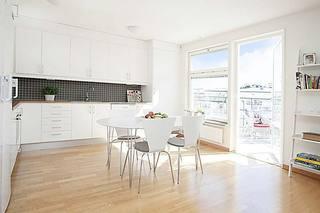极简风格厨房装修装饰效果图
