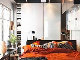 减肥靠自己 10款家具收纳布置摆放图