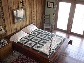 睡出新高度  11款吊床设计布置图