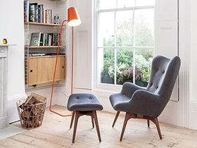 10个角落阅读区沙发效果图 空置墙角用起来