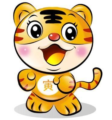 2017属虎的吉祥头像