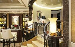 中式新古典楼梯设计图