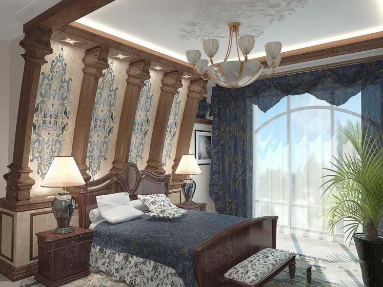 卧室创意设计实景图片