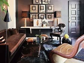 改善第一步  10款客厅照片墙设计布置图